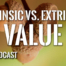 an acorn to illustrate the difference between intrinsic and extrinsic value
