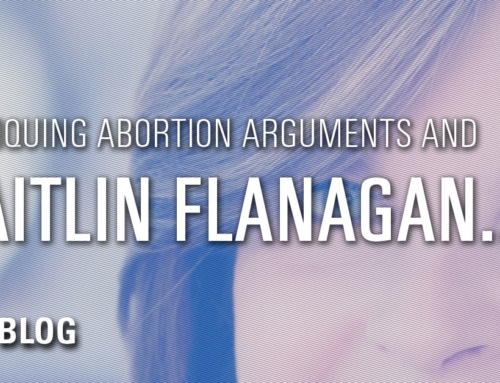 A Response to The Dishonesty of the Abortion Debate