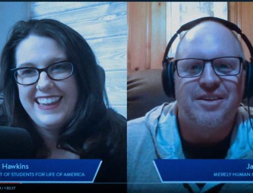Kristan Hawkins Interviewing Jay Watts