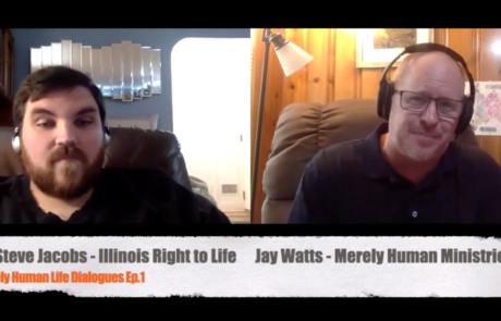 Merely Human Life Dialogues Ep 1, with Jay Watts and Dr. Steve Jacobs