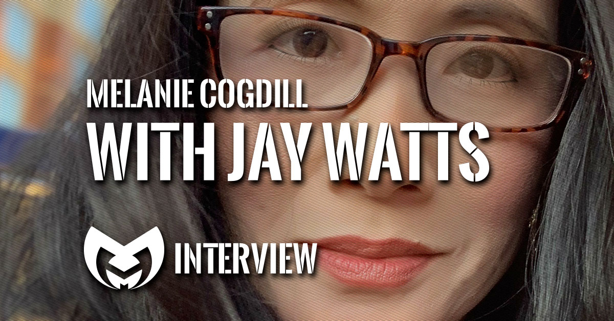 Melanie Codgill Interview with Jay Watts