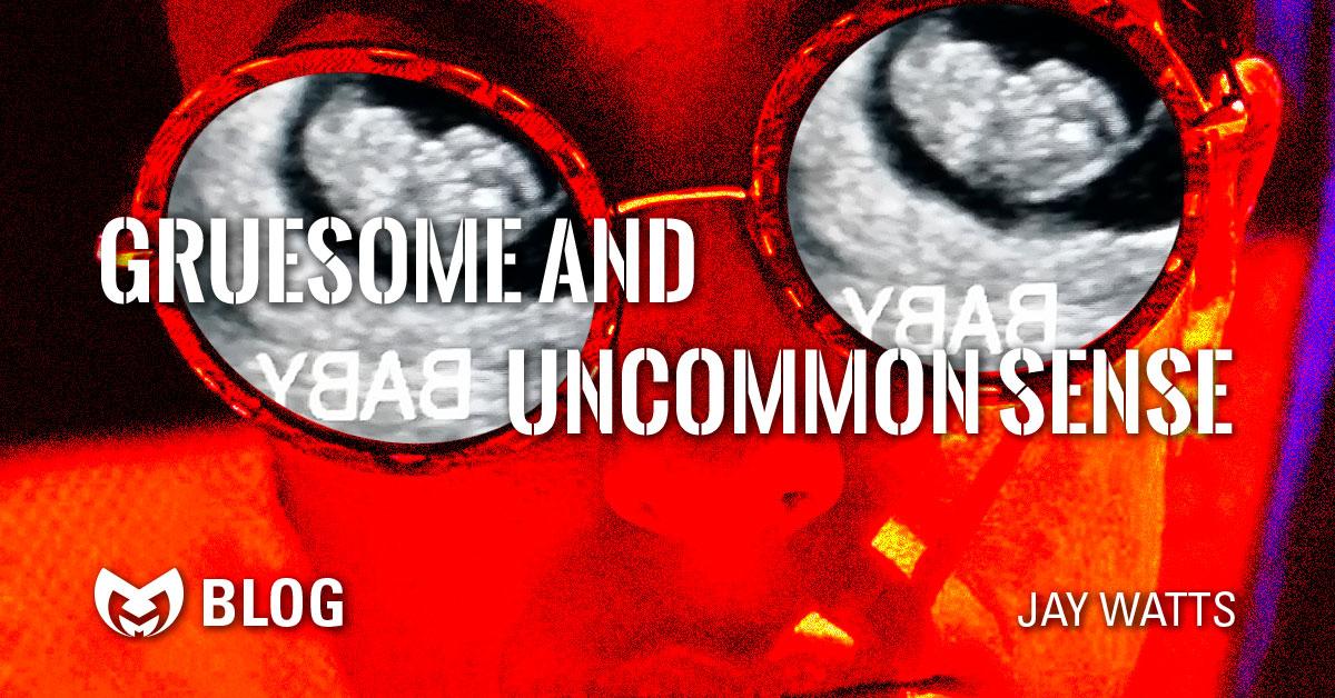 Jessica Valenti's gruesome and uncommon sense